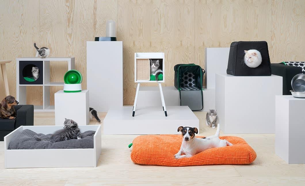 collection pour chien Ikea Lurvig