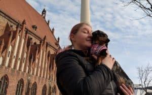 voyager avec son chien à Berlin